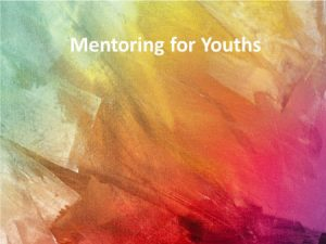 mentoring-for-youth