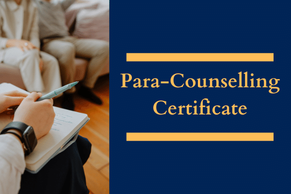 Para-Counselling Certificate